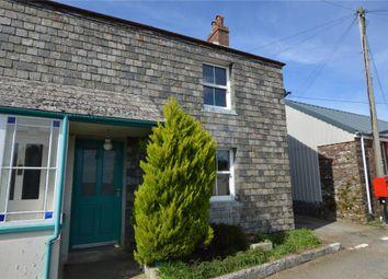 Thumbnail 2 bedroom end terrace house for sale in Trevelmond, Liskeard, Cornwall