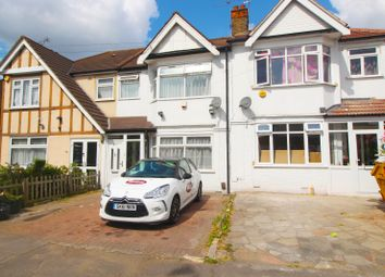 Thumbnail 3 bedroom terraced house to rent in Quebec Road, Ilford