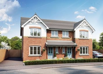 Thumbnail 3 bedroom semi-detached house for sale in Garstang Road East, Poulton-Le-Fylde
