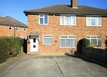 Thumbnail 2 bed maisonette to rent in Chertsey Lane, Staines, Middlesex