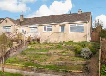 Thumbnail 3 bed semi-detached house for sale in Purlewent Drive, Weston, Bath