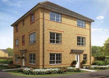 "Thumbnail 4 bed semi-detached house for sale in ""Haversham"" at Phoenix Lane, Fernwood, Newark"