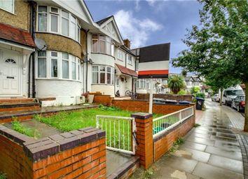 Thumbnail Maisonette for sale in Braemar Avenue, London
