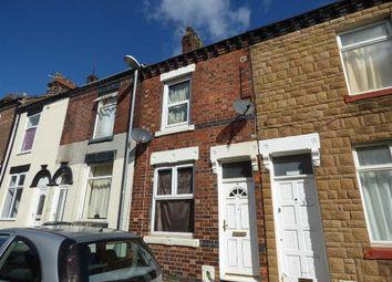 Thumbnail 2 bedroom terraced house for sale in Denbigh Street, Hanley, Stoke-On-Trent