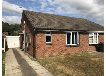 Thumbnail 2 bed semi-detached bungalow for sale in Kinross Close, Fearnhead