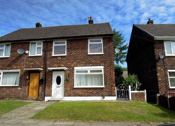 Thumbnail 2 bed semi-detached house for sale in Rufford Drive, Whitefield, Whitefield Manchester