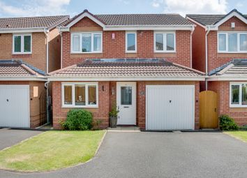 Thumbnail 3 bed detached house for sale in Valencia Road, The Oakalls, Bromsgrove