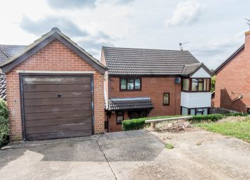 Thumbnail 4 bed detached house to rent in Thomas Flawn Road, Irthlingborough, Wellingborough