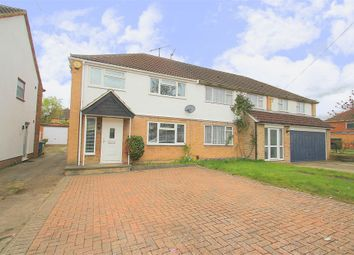 Thumbnail 3 bed semi-detached house to rent in Meadow Way, Old Windsor, Berkshire