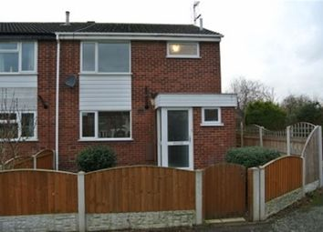 Thumbnail 3 bed semi-detached house to rent in Melbourne Court, Long Eaton, Nottingham