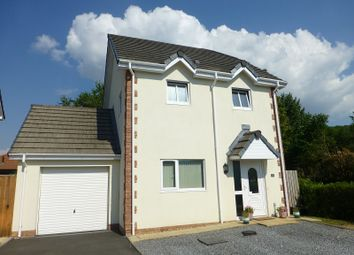 Thumbnail Detached house for sale in Clos Cerrig, Cwmgors, Ammanford, Carmarthenshire.