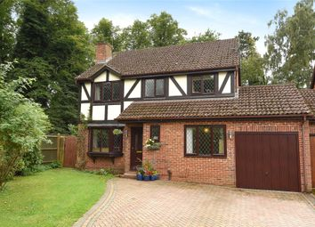 Thumbnail 4 bed link-detached house for sale in The Green, Woosehill, Wokingham, Berkshire