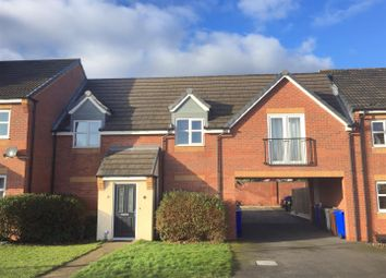 Thumbnail 2 bed mews house for sale in Panama Road, Burton-On-Trent