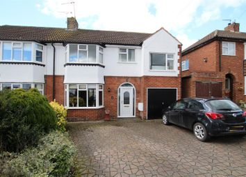 Thumbnail 4 bed semi-detached house for sale in Church Lane, Barton Under Needwood, Burton-On-Trent