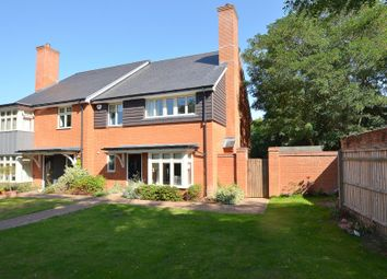 Thumbnail 4 bed semi-detached house for sale in White Hart Meadows, Ripley