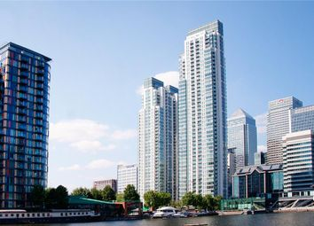 Thumbnail 2 bed flat for sale in Pan Peninsula Square, London