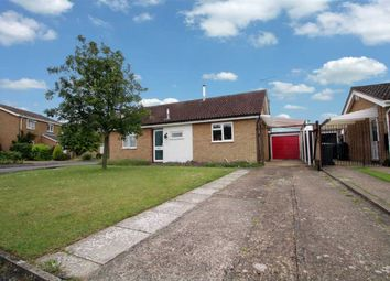 Thumbnail 2 bedroom detached bungalow for sale in Gifford Close, Holbrook, Ipswich