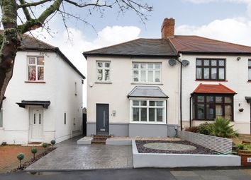Thumbnail 3 bedroom semi-detached house for sale in Farmcote Road, London