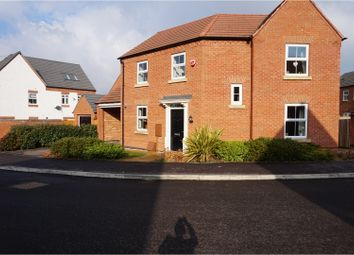 Thumbnail 3 bed detached house for sale in Sunstone Grove, Sutton-In-Ashfield