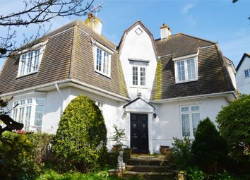 Thumbnail 4 bed detached house for sale in Gussiford Lane, Exmouth, Devon