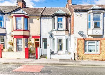 Thumbnail 1 bed flat for sale in Richmond Road, Gillingham