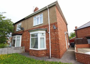 Thumbnail 2 bedroom semi-detached house for sale in Thompson Street East, Darlington