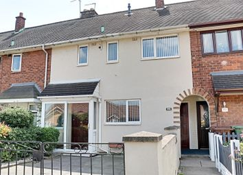 Thumbnail 3 bed terraced house for sale in Edison Road, Beechdale, Walsall
