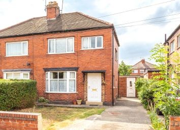 Thumbnail 3 bed semi-detached house for sale in Danum Drive, York