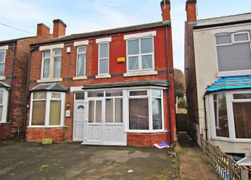Thumbnail 2 bed semi-detached house for sale in Burgass Road, Nottingham