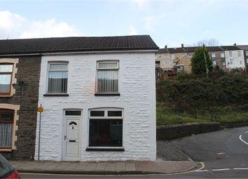 Thumbnail 2 bed end terrace house to rent in Llewellyn Street, Pontygwaith, Ferndale, Rhondda Cynon Taff.