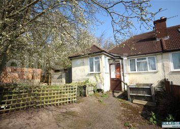 Thumbnail 2 bed semi-detached bungalow for sale in Grants Close, Mill Hill, London