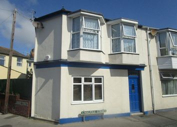 Thumbnail 3 bed end terrace house for sale in Walpole Street, Weymouth