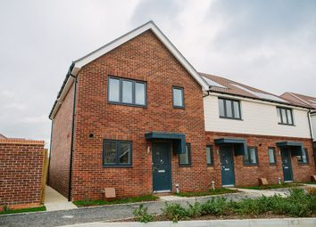 Thumbnail 3 bedroom semi-detached house for sale in Pylands Lane, Bursledon
