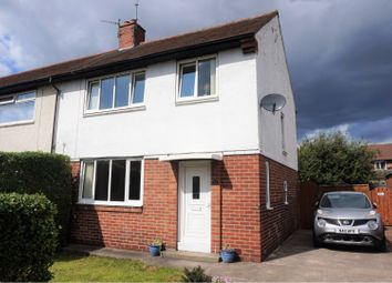 Thumbnail 3 bed end terrace house for sale in Wiltshire Gardens, Wallsend