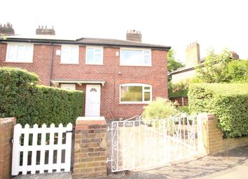 Thumbnail 3 bed semi-detached house to rent in Winterburn Avenue, Chorlton, Manchester