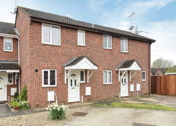 Thumbnail 2 bed terraced house to rent in The Willows, Aylesbury
