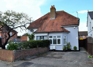 Thumbnail 2 bedroom semi-detached house for sale in Whitley Wood Road, Reading