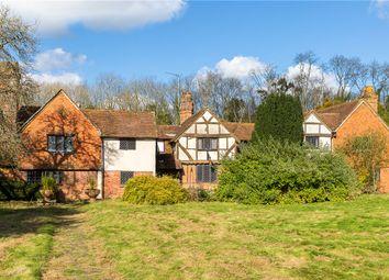 Thumbnail 6 bed detached house for sale in Horsham Lane, Ewhurst, Cranleigh, Surrey