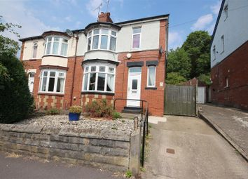 Thumbnail 4 bed semi-detached house for sale in Strelley Road, Sheffield