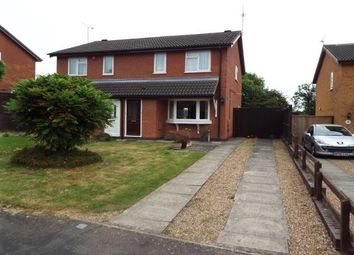 3 bed semi-detached house to rent in Turville Close, Wigston LE18