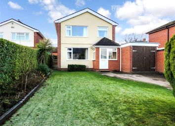 Thumbnail 3 bed detached house for sale in Ash Lane, Mancot, Deeside