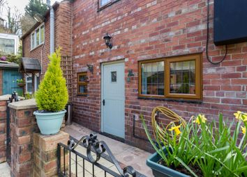 Thumbnail 2 bed end terrace house for sale in Station Road, Cheddleton, Leek