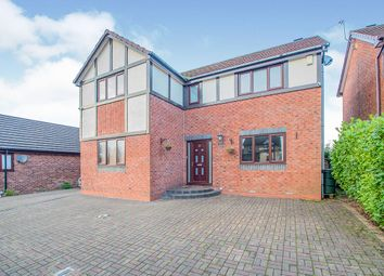 4 bed detached house for sale in Bridgemere Close, Radcliffe, Manchester, Greater Manchester M26