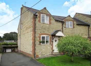 Thumbnail 3 bed semi-detached house for sale in The Olde Bakehouse, Brinkworth, Chippenham