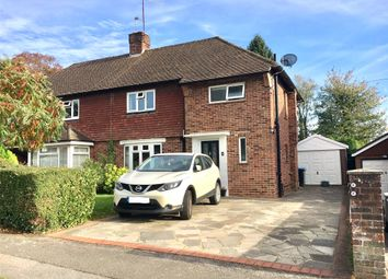 Thumbnail 3 bed semi-detached house to rent in Hurstlands, Hurst Green, Surrey