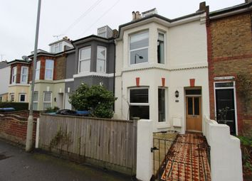 Thumbnail 4 bedroom terraced house for sale in Cornwall Road, Walmer