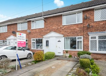 Thumbnail 2 bed terraced house for sale in Netherwindings, Haxby, York