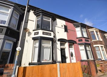 Thumbnail 4 bed terraced house for sale in Bedford Road, Bootle, Liverpool