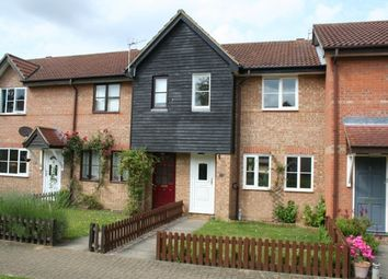 Thumbnail 3 bedroom terraced house to rent in Rome Walk, Toftwood, Dereham