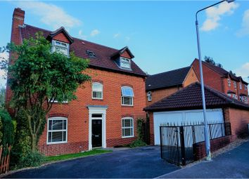 Thumbnail 5 bed detached house for sale in Bryony Way, Mansfield Woodhouse